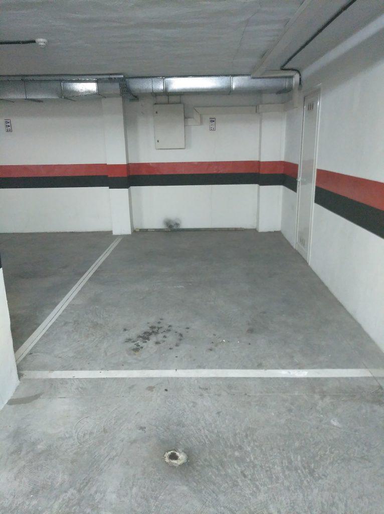 Alquiler Plaza de garaje y trastero en La Orotava